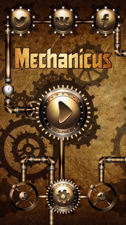 Mechanicus logic brain puzzle screenshot-3