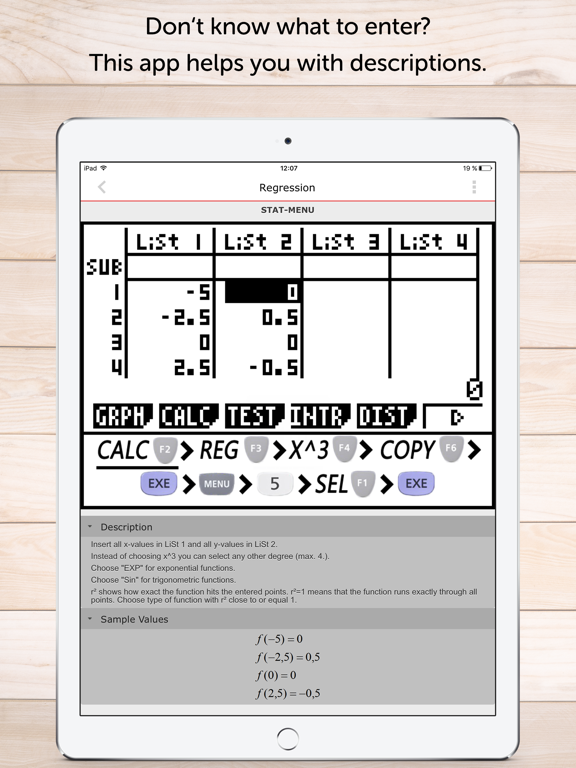 CASIO Graph Calculator Manual | App Price Drops