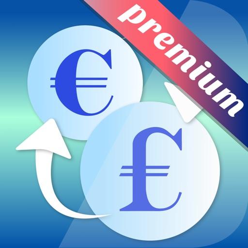 Euro zu Pfund Sterling Währungsrechner