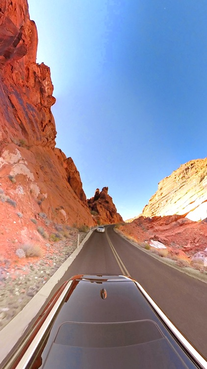 VR Valley of Fire State Park Virtual Reality 360 screenshot-3