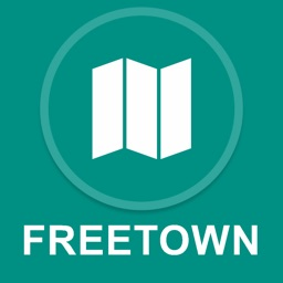 Freetown, Sierra Leone : Offline GPS Navigation