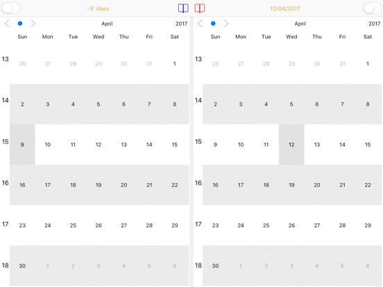 Dual Calendar screenshot 9