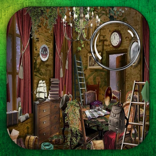 Hidden Objects Of The House Of Secrets