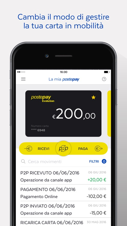 Postepay screenshot-1