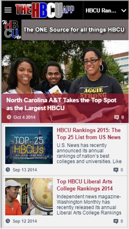 The HBCU App screenshot-3