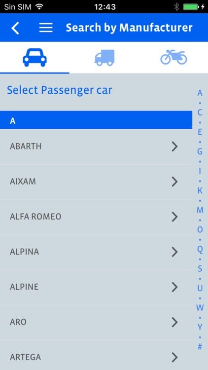 EXIDE Battery Finder screenshot-3
