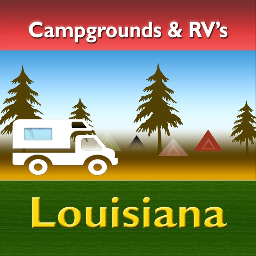 Louisiana – Camping & RV spots