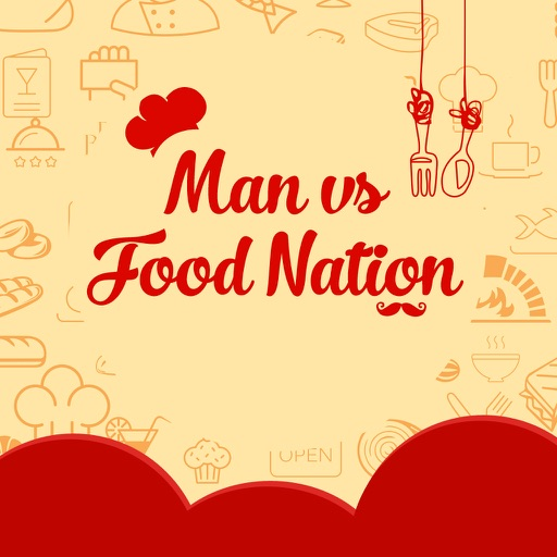 Best App for Man vs Food Nation