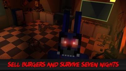 Nights at Cube Burger Bar 3D Full screenshot three
