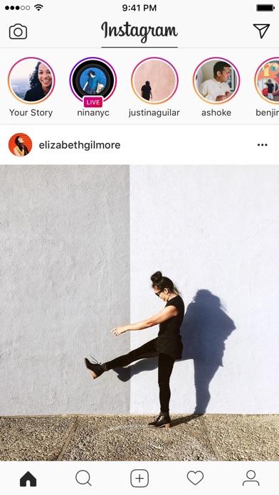 Instagram app image