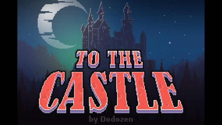 To The Castle - A ghoulie retro platformer