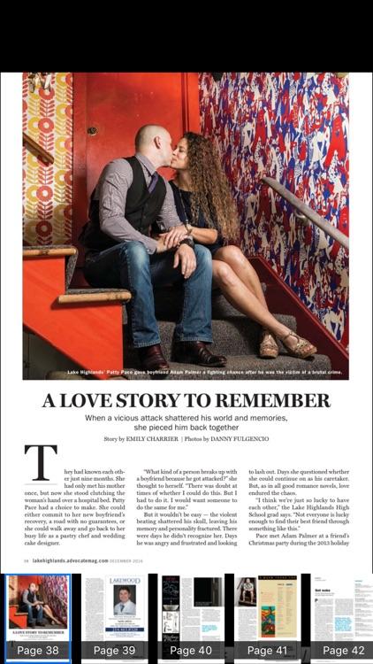 Dallas Advocate Magazines HD