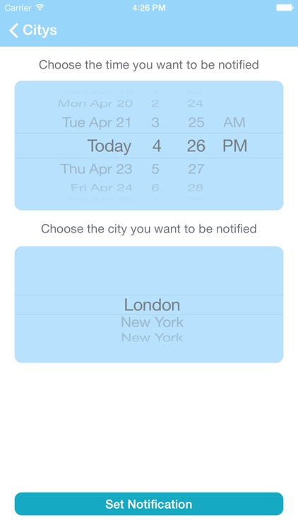 Weather City Pro screenshot-3