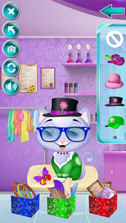 Little Pet Spa - Makeover Games (Boys and Girls) screenshot-3