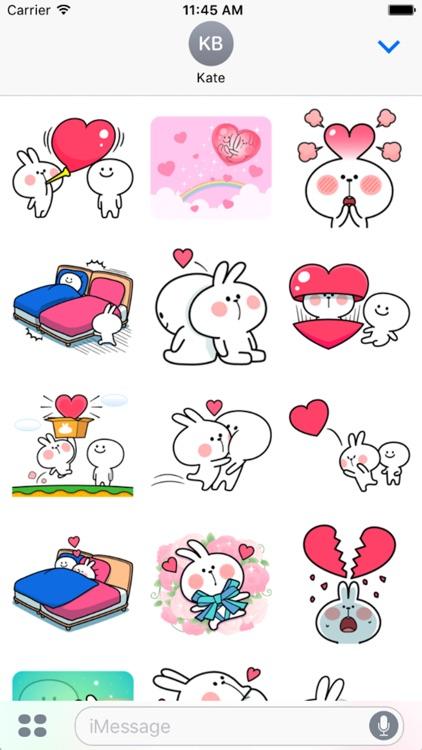 Cool Rabbit Love