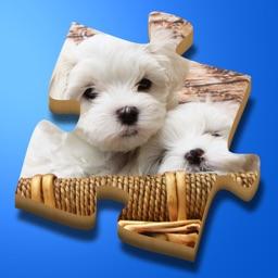 Super Jigsaws Puppies