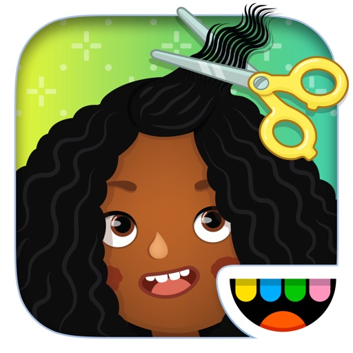 Toca Hair Salon 3 app logo