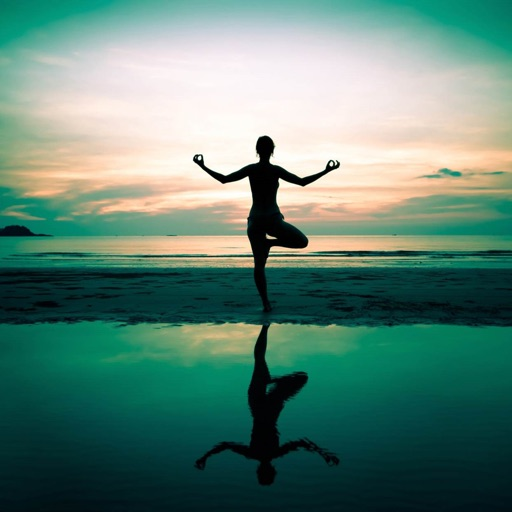 Beach Yoga Wallpapers Hd Quotes And Art Pictures By Zixin Long