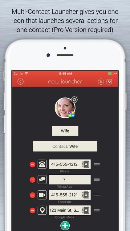 Launcher with Notification Center Widgets screenshot-3