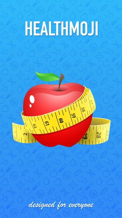 Healthmoji - emoji & stickers for health & fitness