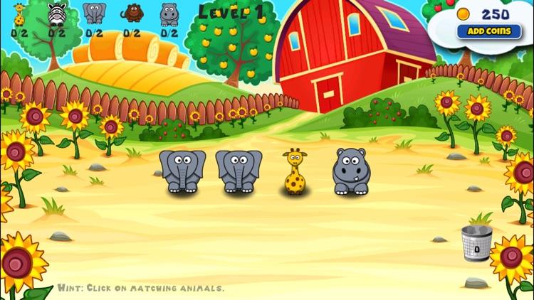 Tiny Matching Zoo
