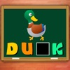 Puzzle 4 Letters Learn English Words for Kids