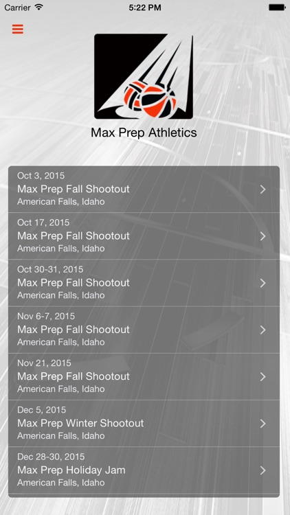 Max Prep Athletics