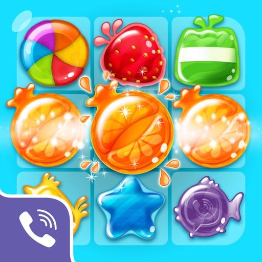 Viber Sweets iOS App
