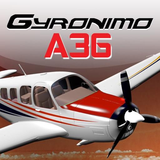 Beech Bonanza A36 by Gyronimo, LLC