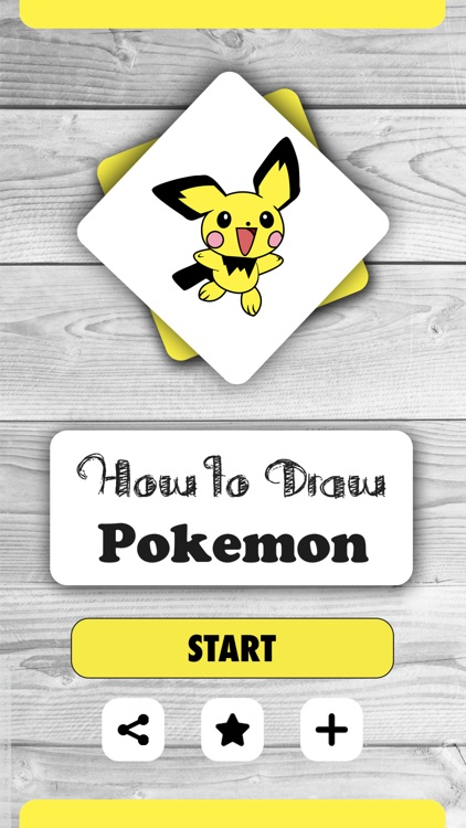 How to Draw Pokemon Easy Way screenshot-0