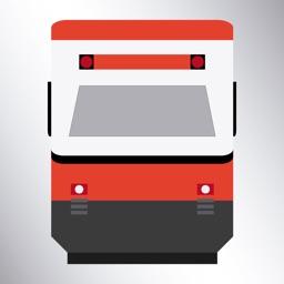 Rutas Metro y Metrobus CDMX