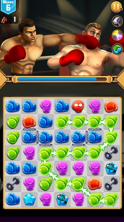 Muhammad Ali: Puzzle King screenshot-0