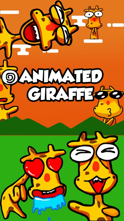 Animated Giraffe