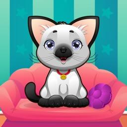 Moje malá zvířátka - Kreativní hra pro děti