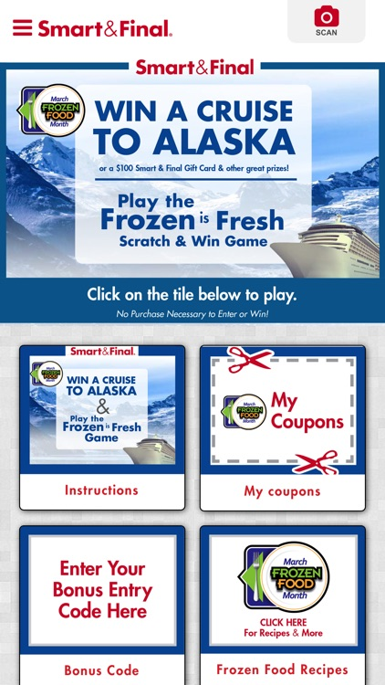 Frozen is Fresh by Smart&Final