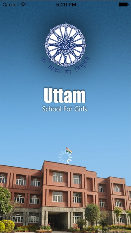Uttam School for Girls, GZB