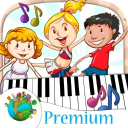 Play Band digital music game for kids - Pro