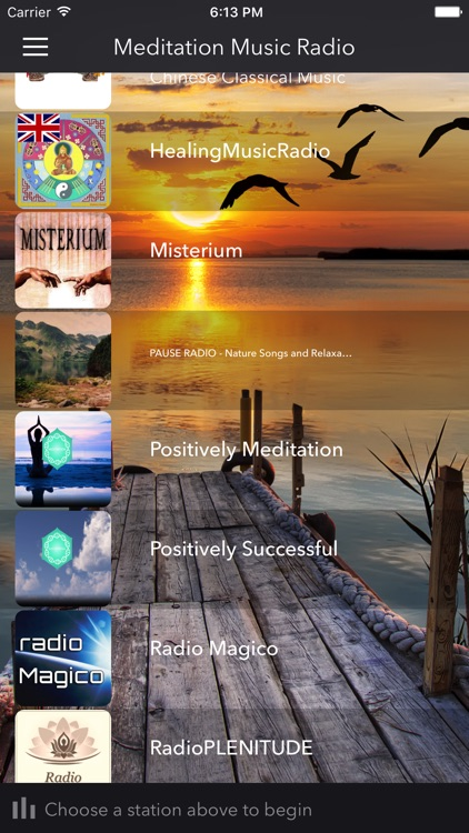 Meditation Music Radio screenshot-0