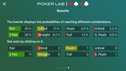 PokerLab Pro screenshot1