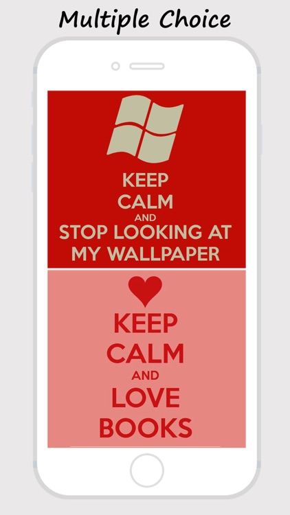 Keep Calm and Carry On Wallpapaers - Funny Posters