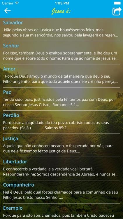 Pela Fé: Promessas Biblicas screenshot-3