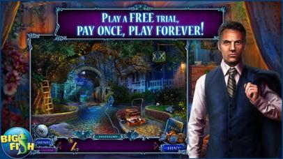 Mystery Tales: Eye of the Fire - Hidden Objects screenshot 1