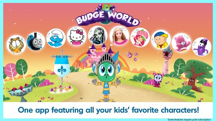 Budge World - Kids Games, Creativity and Learning screenshot-0