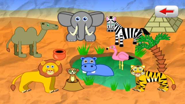 animals for toddlers on the app store - Pictures For Toddlers