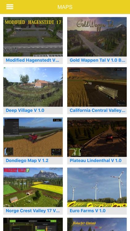 FS17 MOD - Mods For Farming Simulator 2017 screenshot-3