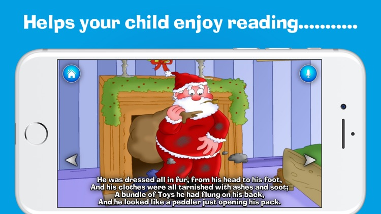 The Night Before Christmas by Read & Record screenshot-4