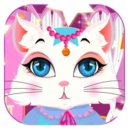 Cat Princess Makeover - Fashion pets