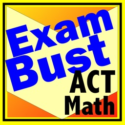 ACT Math Prep Flashcards Exambusters