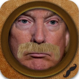 Hairstyles and Boothstachi-TrumpStache 2017