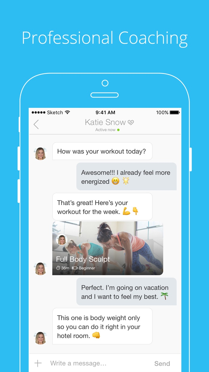 PumpUp - Workouts & Community Screenshot